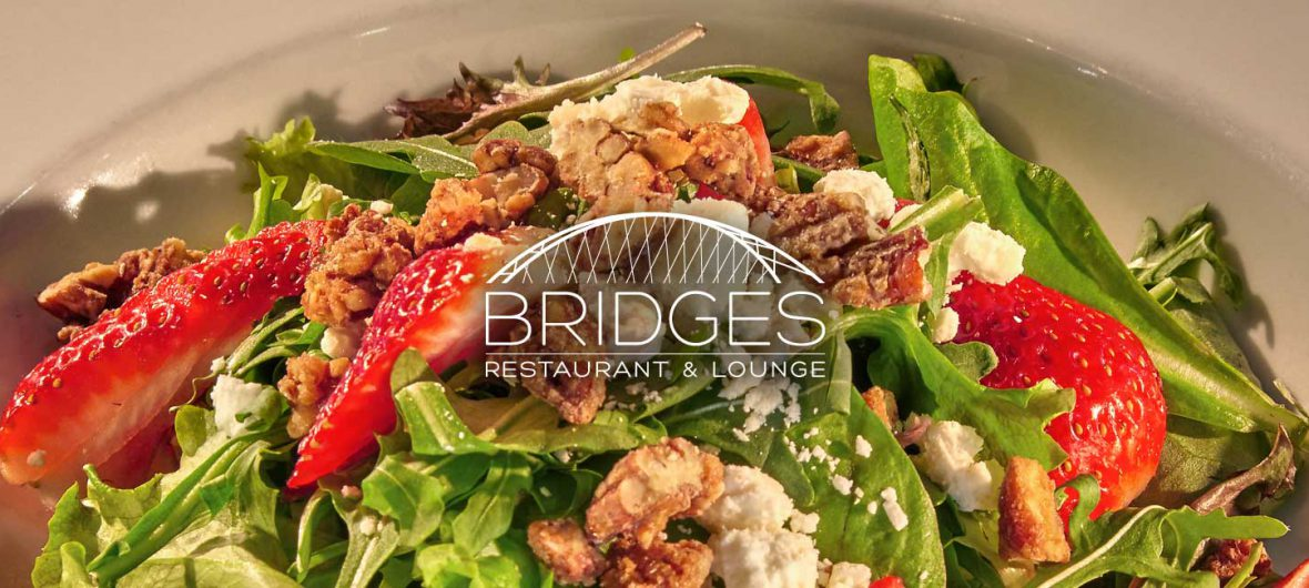 Bridges Restaurant Little Rock Menu